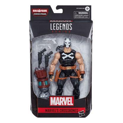 Picture of Marvel Legends Series Figuras 15 cm 2020 Black Widow  Marvel´s Crossbones