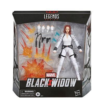Picture of Marvel Legends Series Figura Deluxe Black Widow 15 cm