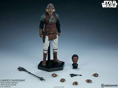 Picture of Star Wars Episode VI Figura 1/6 Lando Calrissian (Skiff Guard Version) 30 cm  RESERVA