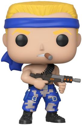 Picture of Contra POP! Games Vinyl Figura Bill 9 cm. DISPONIBLE APROX: JULIO 2020