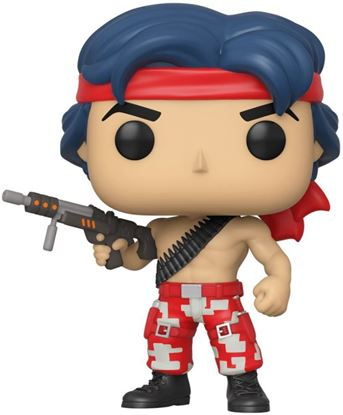 Picture of Contra POP! Games Vinyl Figura Lance 9 cm. DISPONIBLE APROX: JULIO 2020