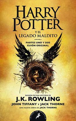 Picture of Harry Potter y el Legado Maldito - Tapa Blanda