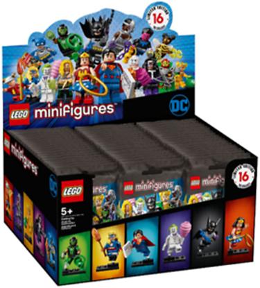 Picture of Lego minifigures dc (blind box) precio por unidad