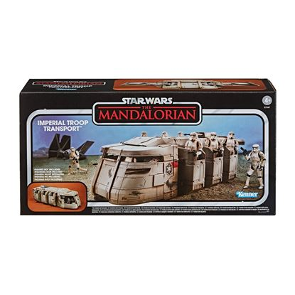 Picture of Star Wars The Mandalorian Vintage Collection Vehículo Imperial Troop Transport