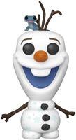 Picture of Frozen El Reino del Hielo 2 POP! Disney Vinyl Figura Olaf & Bruni 9 cm.