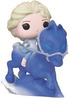 Picture of Frozen El Reino del Hielo 2 POP! Rides Vinyl Figura Elsa Riding Nokk 18 cm.