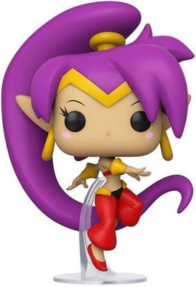 Picture of Shantae POP! Games Vinyl Figura Shantae 9 cm. DISPONIBLE APROX: JULIO 2020