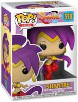 Picture of Shantae POP! Games Vinyl Figura Shantae 9 cm. DISPONIBLE APROX: JULIO 2020