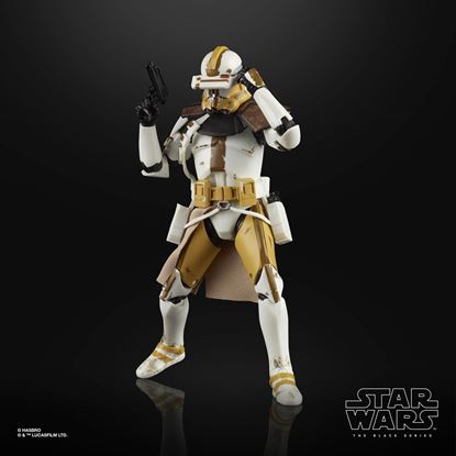 Picture of Star Wars The Clone Wars Black Series Figura 2020 Clone Commander Bly 15 cm