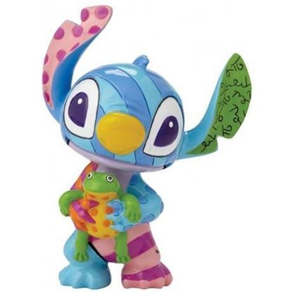 Picture of Figura Stitch con Rana Disney Britto 9 cm