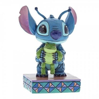 Picture of STRANGE LIFE FORMS STITCH WITH FROG