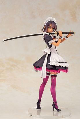 Picture of Original Character by F-ism Estatua 1/6 Shoujo Katana Maid 26 cm