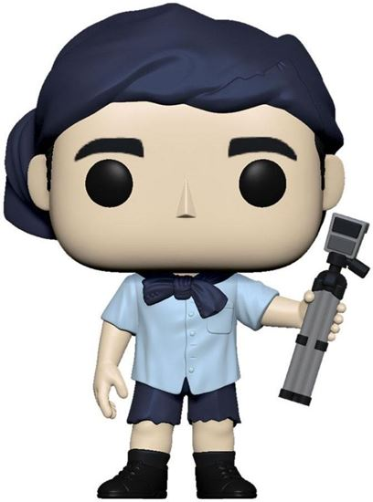 Picture of The Office POP! TV Vinyl Figura Michael Scott as Survivor 9 cm