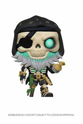 Picture of Fortnite POP! Games Vinyl Figura Blackheart 9 cm DISPONIBLE APROX: 10/2020