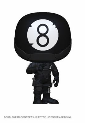 Picture of Fortnite POP! Games Vinyl Figura 8-Ball 9 cm DISPONIBLE APROX: 10/2020