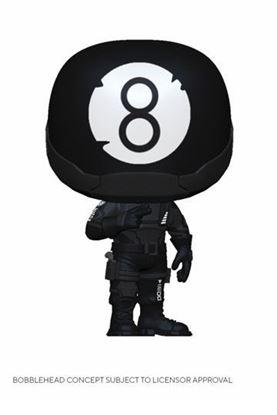 Picture of Fortnite POP! Games Vinyl Figura 8-Ball 9 cm DISPONIBLE APROX: 10/2020