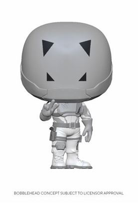 Picture of Fortnite POP! Games Vinyl Figura Scratch 9 cm DISPONIBLE APROX: 10/2020
