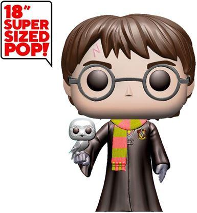 Picture of Harry Potter Figura Super Sized POP! Movies Vinyl Harry Potter 48 cm