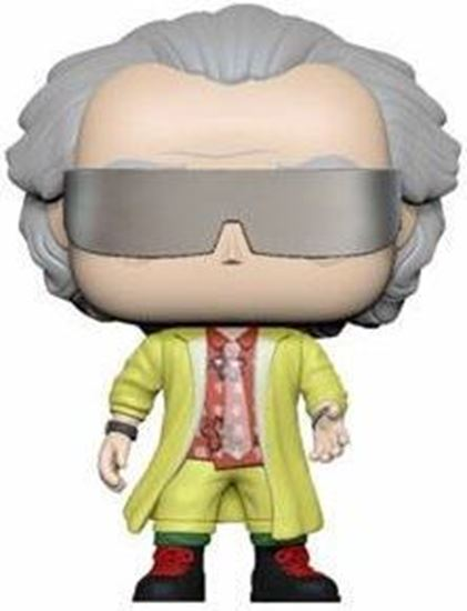 Picture of Regreso al Futuro POP! Vinyl Figura Doc 2015 9 cm