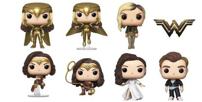 Picture of Wonder Woman 1984 POP! PACK DISPONIBLE APROX: 8/2020