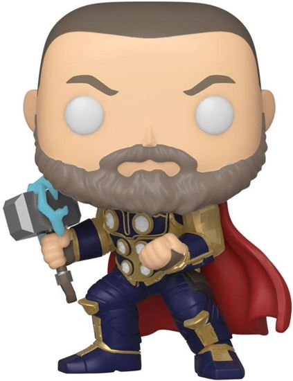 Picture of Marvel's Avengers (2020 video game) POP! Marvel Vinyl Figura Thor 9 cm.