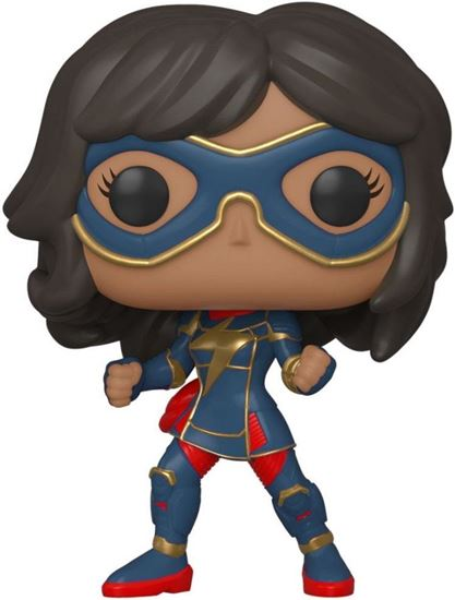Picture of Marvel's Avengers (2020 video game) POP! Marvel Vinyl Figura Kamala Khan Stark Tech 9 cm. DISPONIBLE APROX: MAYO 2020