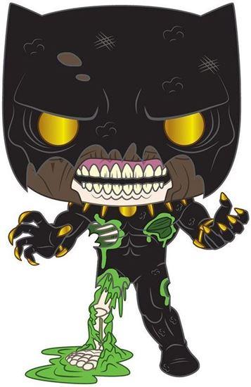 Picture of Marvel Figura POP! Vinyl Zombie Black Panther 9 cm. DISPONIBLE APROX: NOVIEMBRE 2020