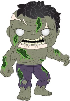 Picture of Marvel Figura POP! Vinyl Zombie Hulk 9 cm. DISPONIBLE APROX: NOVIEMBRE 2020