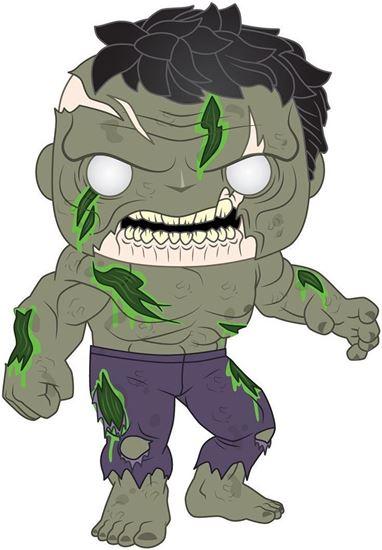 Picture of Marvel Figura POP! Vinyl Zombie Hulk 9 cm. DISPONIBLE APROX: NOVIEMBRE 2020