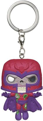 Picture of Marvel Llavero Pocket POP! Vinyl Zombie Magneto 4 cm. DISPONIBLE APROX: NOVIEMBRE 2020