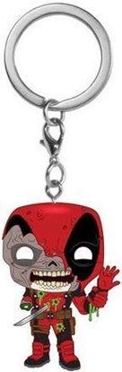 Picture of Marvel Llavero Pocket POP! Vinyl Zombie Deadpool 4 cm. DISPONIBLE APROX: NOVIEMBRE 2020