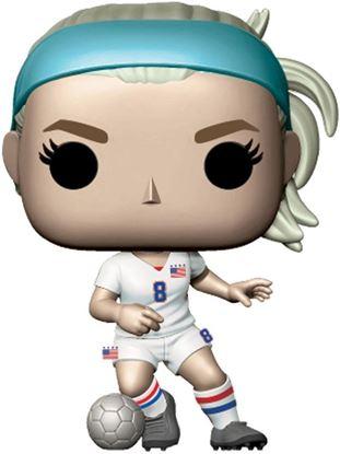 Picture of USWNT POP! Sports Vinyl Figura Julie Ertz 9 cm. DISPONIBLE APROX: AGOSTO 2020