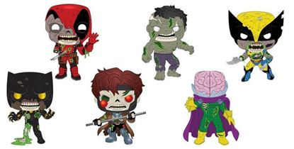 Picture of Marvel Figura POP! Vinyl Zombie PACK DISPONIBLE APROX: NOVIEMBRE 2020