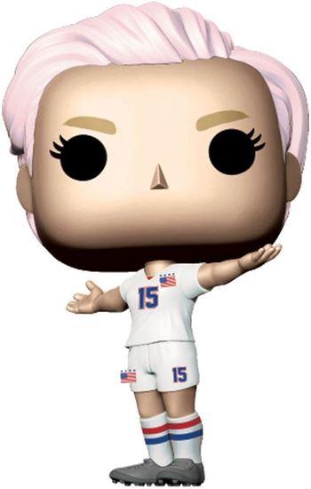 Picture of USWNT POP! Sports Vinyl Figura Megan Rapinoe 9 cm. DISPONIBLE APROX: AGOSTO 2020