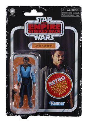 Picture of Star Wars Episode V Retro Collection Figuras 10 cm 2020 Lando Calrissian