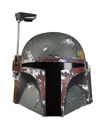 Picture of Star Wars Black Series Casco Electrónico Premium Boba Fett