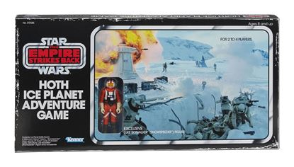 Picture of Star Wars Episode V Juego de Mesa con Figura Hoth Ice Planet Adventure Game *Edición Inglés*