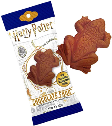 Picture of Rana de Chocolate - Harry Potter