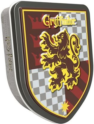 Picture of Caja Metálica Gryffindor con Jelly Belly Sabor Cereza - Harry Potter
