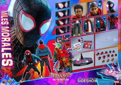 Picture of Spider-Man: Un nuevo universo Figura Movie Masterpiece 1/6 Miles Morales 29 cm RESERVA