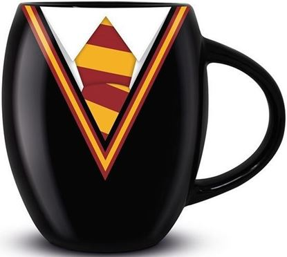 Picture of Taza Ovalada Uniforme Gryffindor - Harry Potter