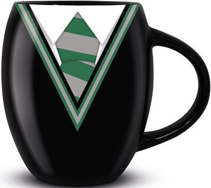 Picture of Taza Ovalada Uniforme Slytherin - Harry Potter