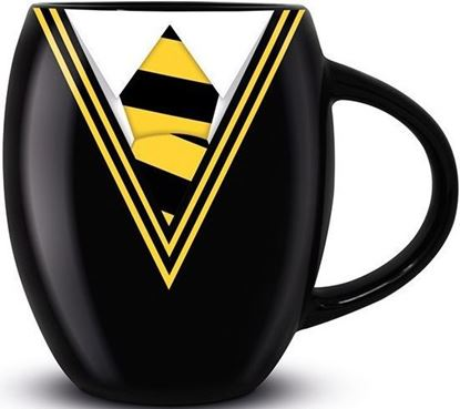 Picture of Taza Ovalada Uniforme Hufflepuff - Harry Potter