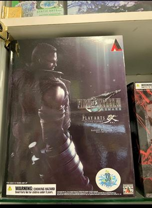 Picture of Figura Final Fantasy VII Play Arts Kai Barret 28 cm