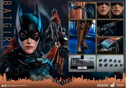 Picture of Batman Arkham Knight Figura Videogame Masterpiece 1/6 Batgirl 30 cm RESERVA
