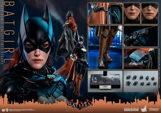 Picture of Batman Arkham Knight Figura Videogame Masterpiece 1/6 Batgirl 30 cm RESERVA