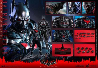 Picture of Batman Arkham Knight Figura Videogame Masterpiece 1/6 Batman Beyond 35 cm