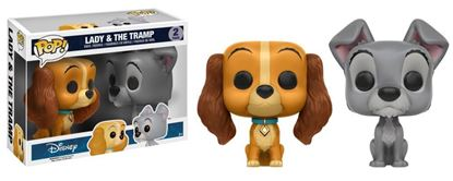 Picture of Lady & Tramp - 2 Pack - Lady & Tramp