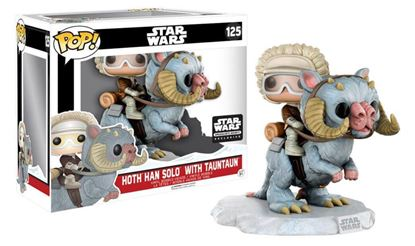 Picture of Hoth Han Solo (w/ Tauntaun)
