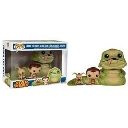 Picture of Jabba the Hutt (w/ Group) (6 inch)